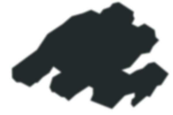 T-shirtmarker Texi Mäx  - fijn, 1 - 2 mm, zwart