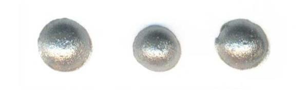 Stylos perles - 30 ml, argent