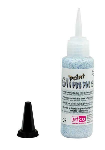 Glimmerpaint - 50 ml, violet