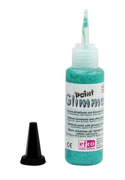 Glimmerpaint - 50 ml, grün