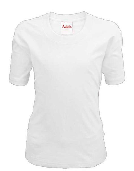 T-Shirt Kinder - weiß, L