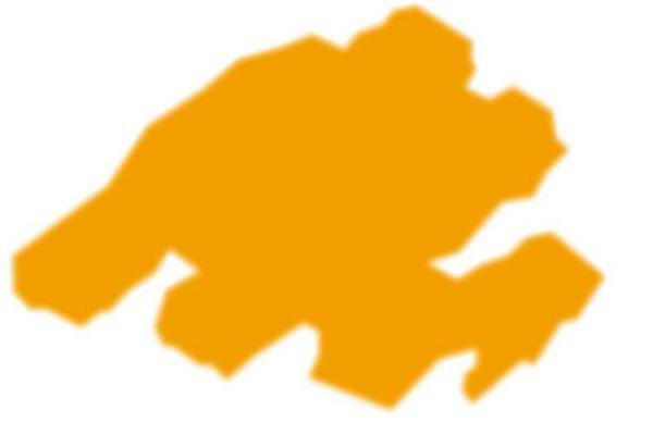 Marqueur textile Texi Mäx - 2 - 4 mm, orange néon