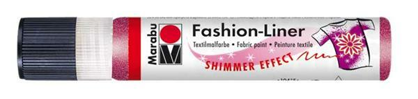 Marabu Fashion-Liner - 25 ml, frambozen