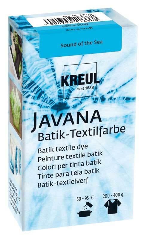 Javana Batik textielverf, Sound of the Sea