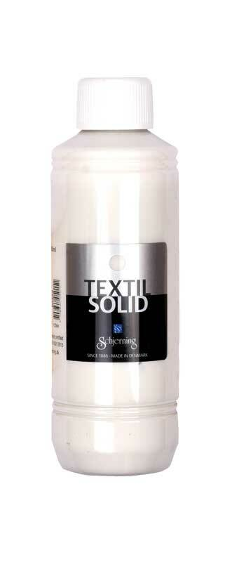 Stoffmalfarbe Textil Color - 500 ml, weiß