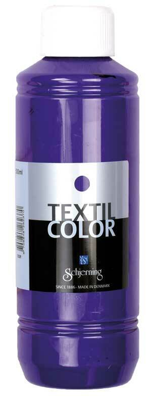 Stoffmalfarbe Textil Color - 500 ml, violett
