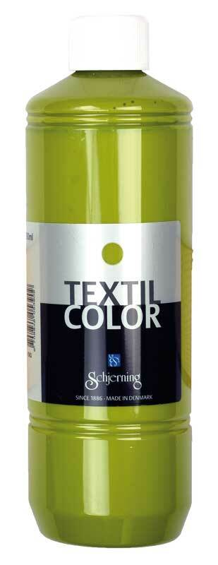 Stoffmalfarbe Textil Color - 500 ml, kiwi