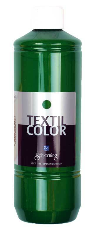Stoffmalfarbe Textil Color - 500 ml, grasgrün