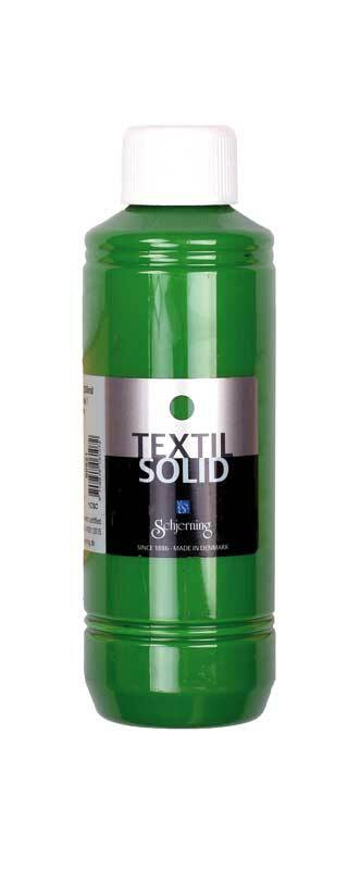 Stoffmalfarbe Textil Solid - 250 ml, brillantgrün