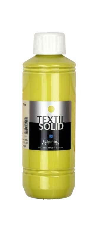 Stoffmalfarbe Textil Solid - 250 ml, kiwi