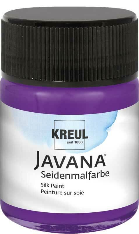 Javana zijdeverf - 50 ml, violet