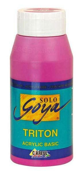 Triton Acrylique univ. - 750 ml, violet rougeâtre