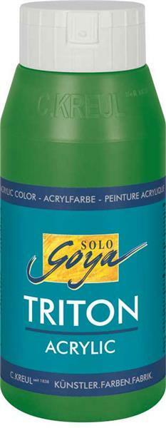 Triton Acrylic - 750 ml, laubgrün