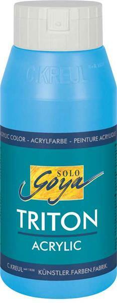 Triton Acrylic - 750 ml, lichtblau