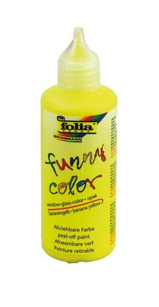 Window Color - 80 ml, geel