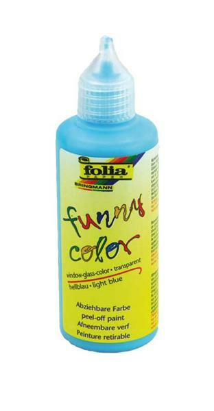 Window Color - 80 ml, hellblau