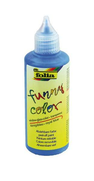 Window Color - 80 ml, donkerblauw