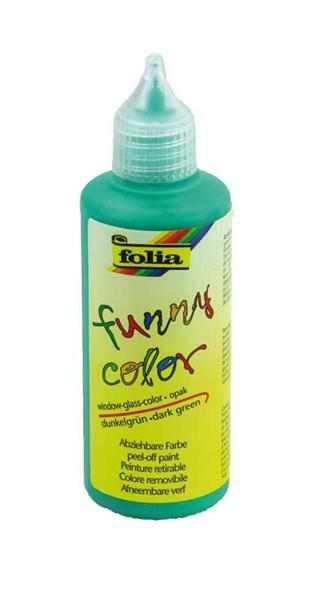 Window Color - 80 ml, dunkelgrün