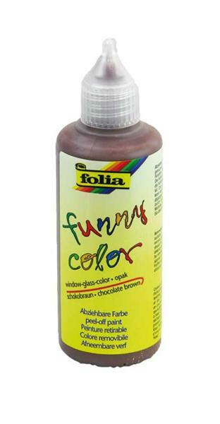 Window Color - 80 ml, schokobraun