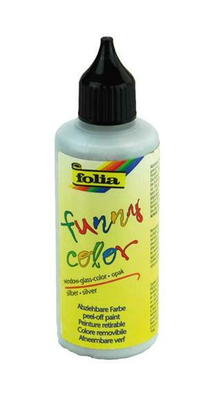 Window Color - 80 ml, silber