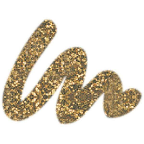 Window Color - 80 ml, glitter gold