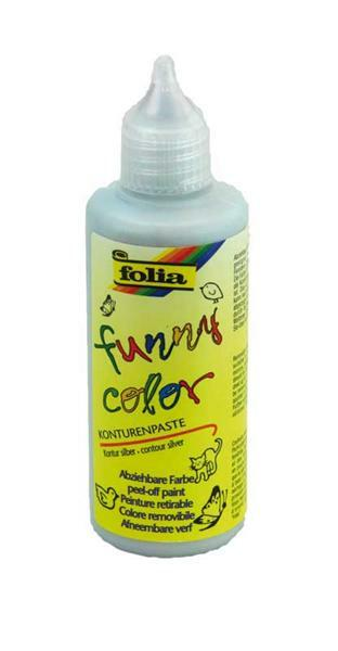 Window Color - 80 ml, contourverf zilver