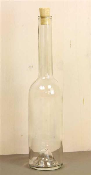 Glazen fles - Opera, 500 ml