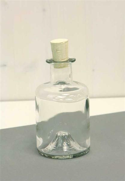 Glasflasche - Chagal, 200 ml