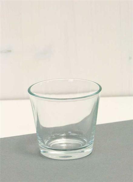 Glas - konisch, 7 cm
