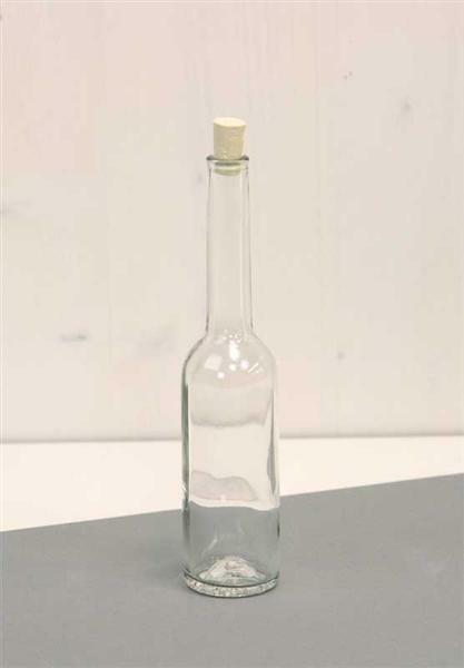 Glazen fles - Opera, 100 ml