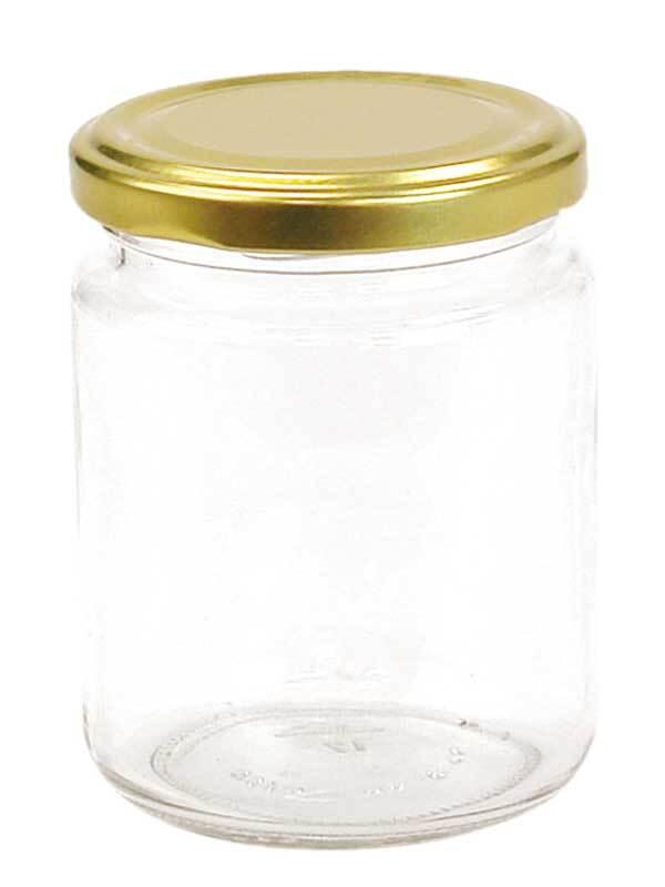 Bocal en verre pour conserves, 275 ml