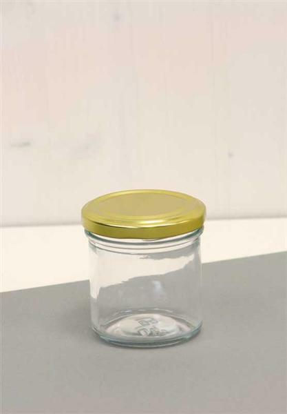 Bocal en verre pour conserves, 73 x Ø 63 mm