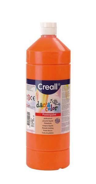 Dacta color - 1000 ml, orange
