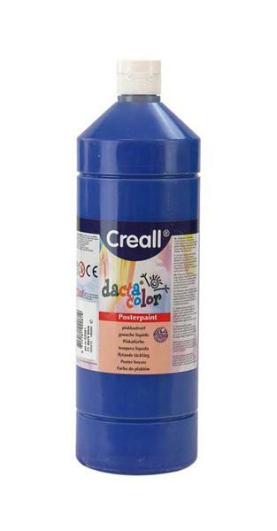 Dacta color - 1000 ml, donkerblauw