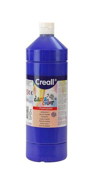 Dacta color - 1000 ml, bleu royal
