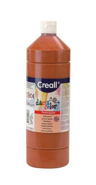 Dacta color - 1000 ml, brun clair