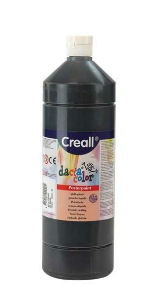 Dacta color - 1000 ml, noir
