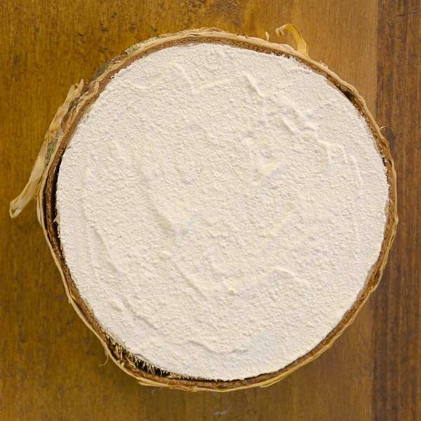 Strukturpaste - 500 g, weiß fein