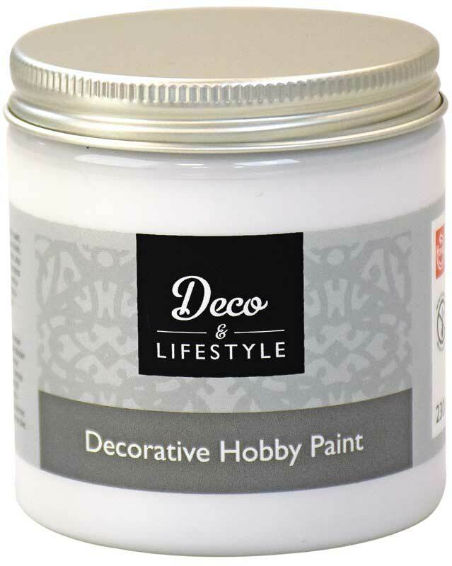 Peinture à la craie - 230 ml, cotton white