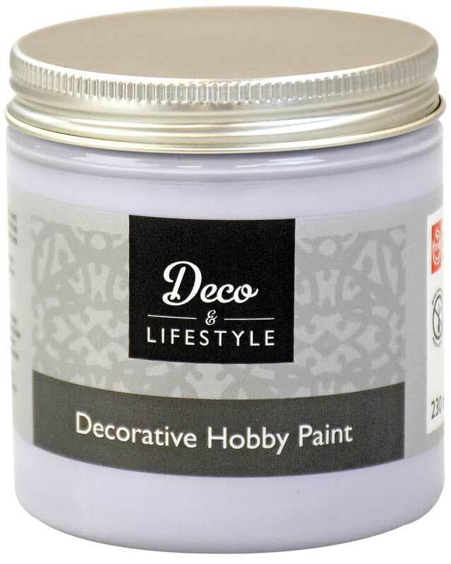 Kreidefarbe - 230 ml, lilac