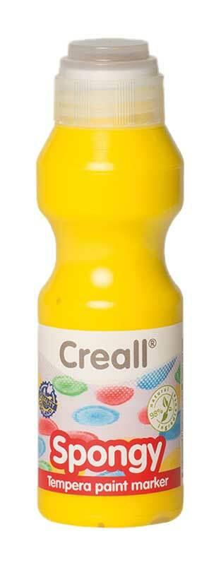 Set Gouaches Creall Spongy