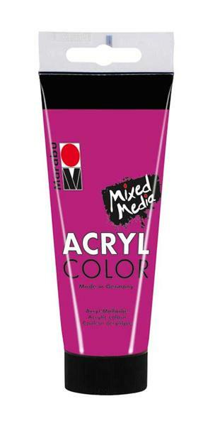 Marabu Acryl Color - 100 ml, magenta