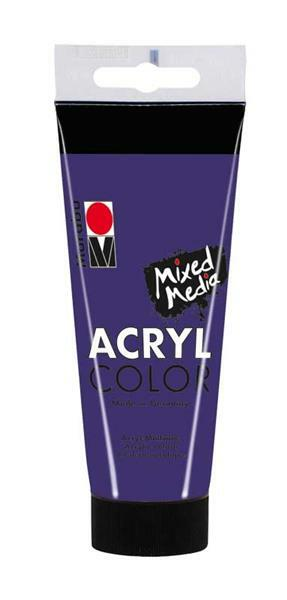 Marabu Acryl Color - 100 ml, violett