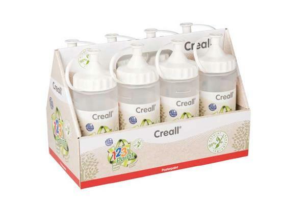Creall 1-2-3 Paint Plakatfarben Starterset
