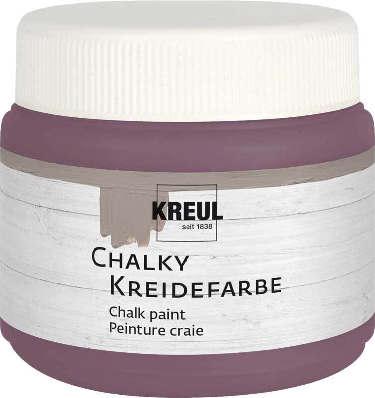 Chalky krijtverf - 150 ml, pure purple
