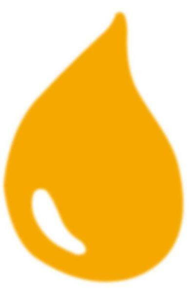 Marmorierfarbe - 20 ml, sonnengelb