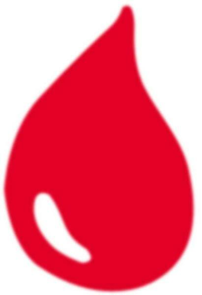 Marmorierfarbe - 20 ml, rot