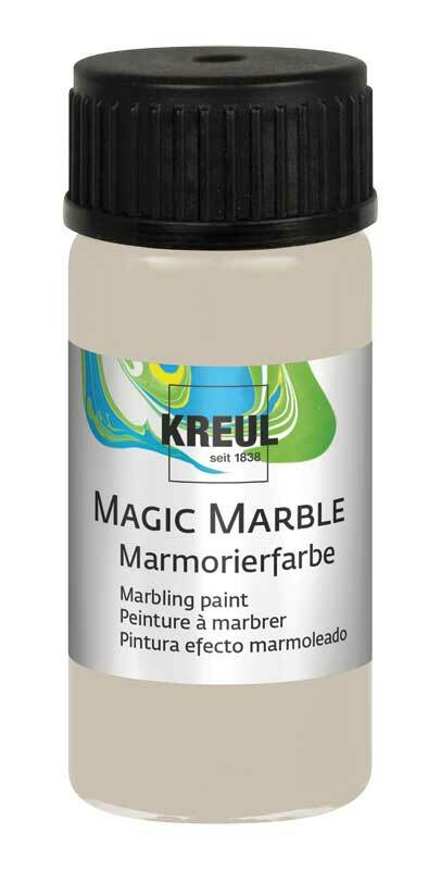 Marmorierfarbe - 20 ml, noble nougat