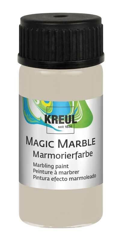 Marmerverf - 20 ml, nobele noga