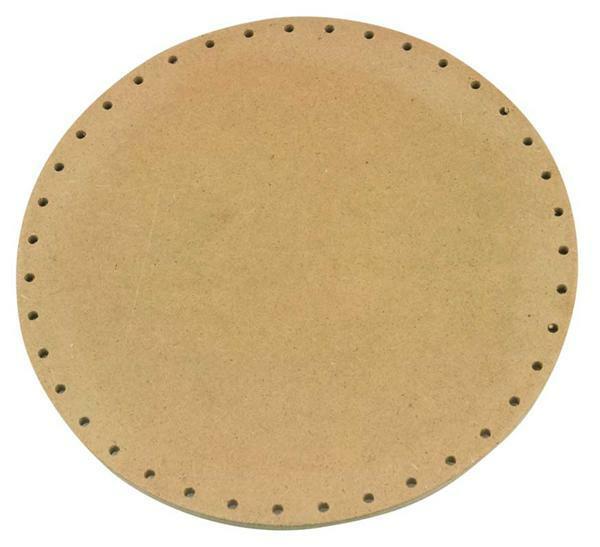 Korbflechtboden - rund, Ø 22 cm